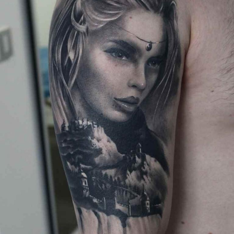 elf_studio tatuazu warszawa