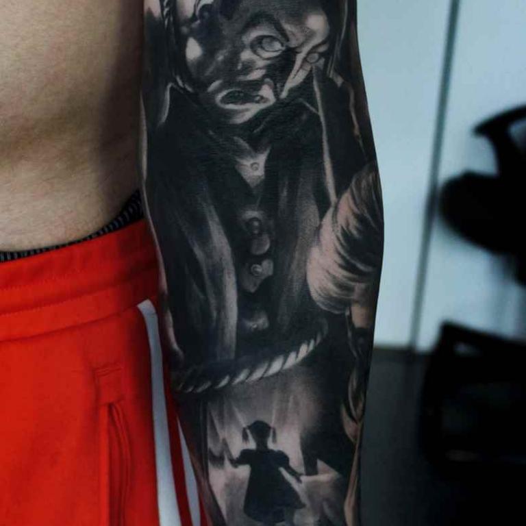 michal_salon tatuazu ursynow