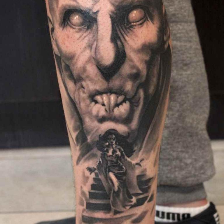 tattoopompczak