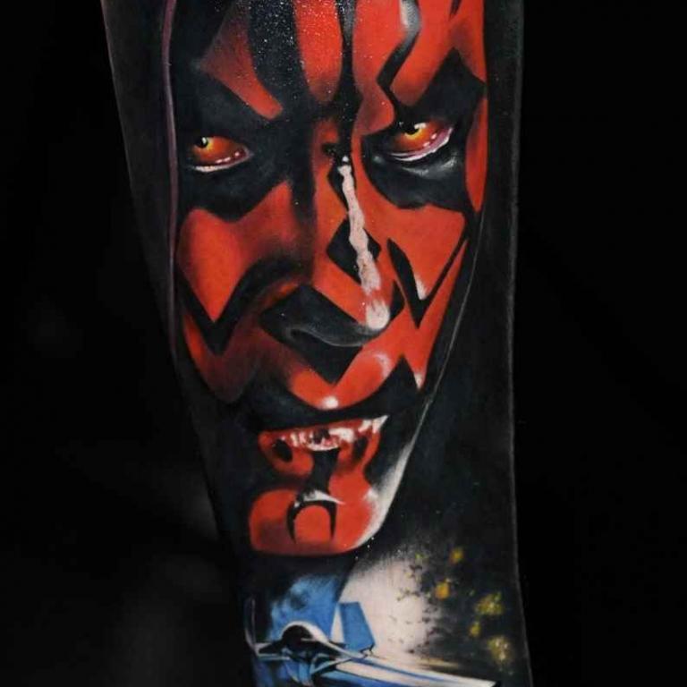 star wars stuio tatuazu w warszawie